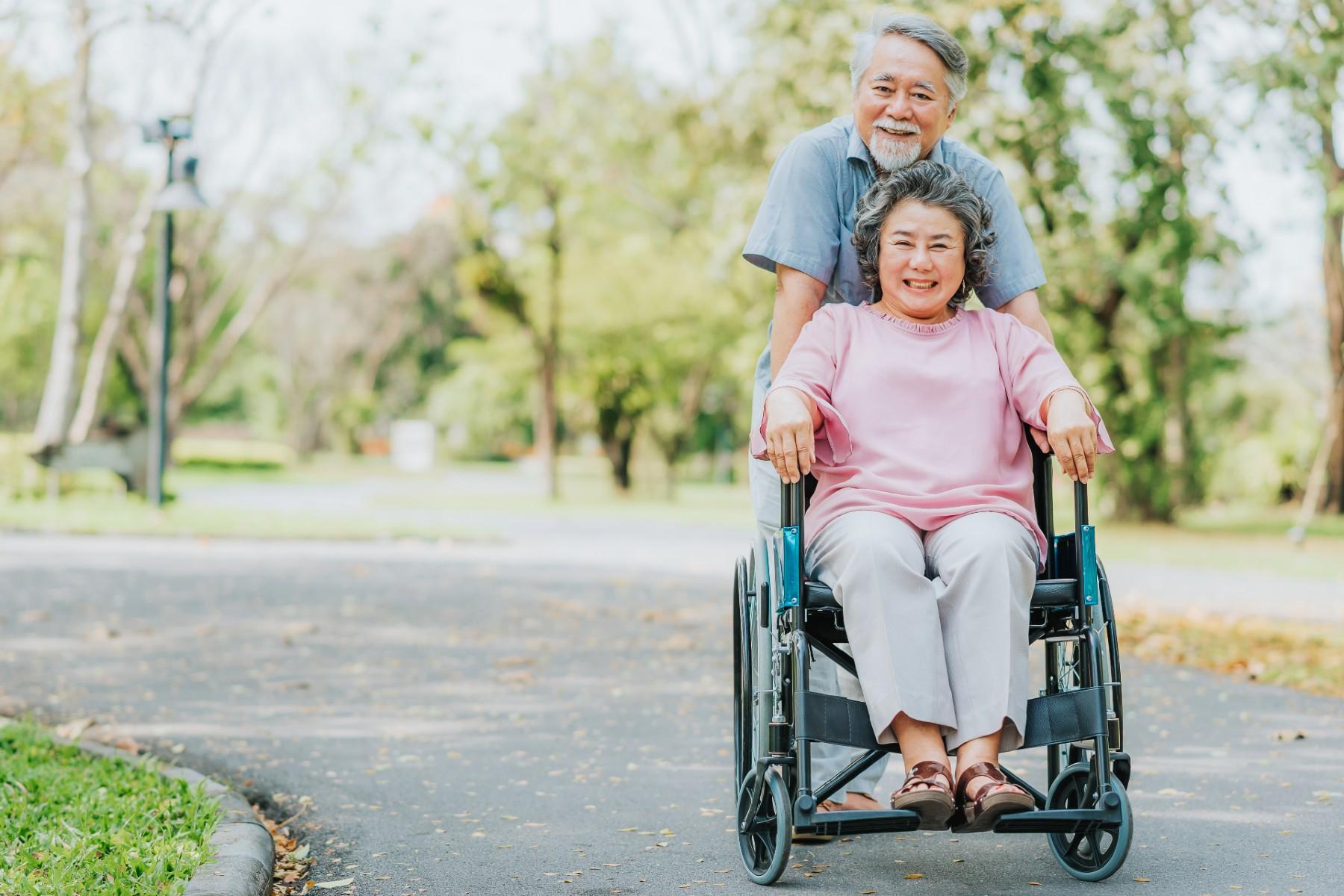 caregiver protection